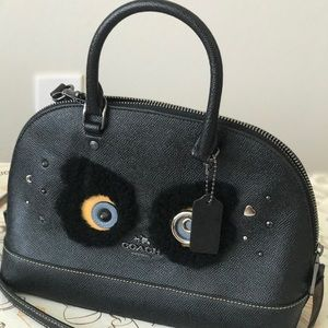 Coach small Cross body bag Black